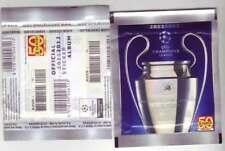3 BUSTINE PANINI   -  CHAMPIONS LEAGUE 2011 - 2012