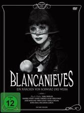 Blancanieves - Ein Märchen von Schwarz und Weiss (DVD, 2014)