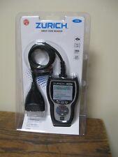 New! Zurich OBD2 Code Reader ZR4