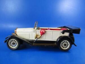 JAPAN MADE, 1960'S, TINPLATE VETERAN CAR, ORIGINAL!