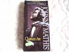 JOHNNY MATHIS CHANCES ARE VHS LIVE GRAND OLE OPRY PATTI AUSTIN LARRY GATLIN