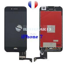 ECRAN LCD + VITRE TACTILE SUR CHASSIS POUR IPHONE 7 NOIR
