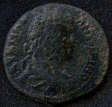 """Ancient Roman Coin """" Hadrian """" 117 - 138 A.D. REF# S1060 25 mm Diameter"""
