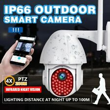 Wireless WIFI HD 1080P IP CCTV Camera Outdoor Night Vision Network Security