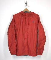 NIKE ACG 3 FITSTORM Lightweight Zip Up Windbreaker Jacket RED Men's Size M