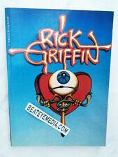 RICK GRIFFIN ORIGINAL ART-COMIC ART-UNDERGROUND COMICS-COMIX-rat fink-crumb-ART