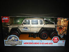 Jada Mercedes Benz G63 AMG 6x6 Jurassic World 1/24