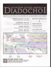 Grandes batallas de Alejandro Deluxe módulo #1 - diadochoi (1ST Edición) - GMT