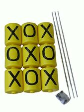 TIC TAC TOE PLAY SET Cubby House Accessories Fort Playground Equipment OXO