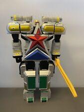Vintage 1996 MMPR Power Rangers DELUXE SUPER ZEO MEGAZORD Action Figure