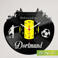 Dortmund - Never Walk Alone Schallplattenuhr