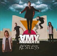 Restless by Amy Meredith (CD, 2010, Sony Music Entertainment)