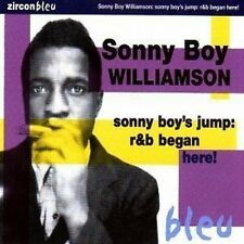 Sonny Boy Williamson Sonny Boy's Jump: R&B Began Here CD NEW SEALED Blues