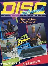 D.I.S.C. Instruments #94 -KOLINKA / GOZZO / RUSTAM- Spécial Salon de la Musique
