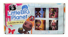 Little Big Planet Mini Tassen Box (4er Set) NEU & OVP