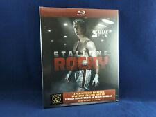 ROCKY Digibook Sylvester Stallone Master 4K Bluray Talia Shire Burt Young VF NL