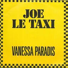 """Vanessa Paradis Joe Le Taxi UK 45 7"""" single +Picture Sleeve +Varvara Pavlovna"""