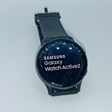 Samsung Galaxy Watch Active 2 SM-R830 40mm Aluminum Case with Sport Band READ