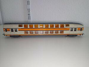 voiture BDe SNCF type VB2N Jouef réf. 5084