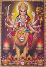 "Jai Mata Di - Ambe Bhavani - DURGA MAA - Big Size POSTER (20""x30"")"