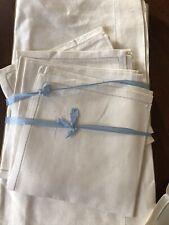 Vintage Pure Irish Linen Tablecloth & Napkins Never Used