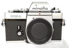Minolta XE-1 35 mm Film Slr Corpo Della Fotocamera ** Film testato **