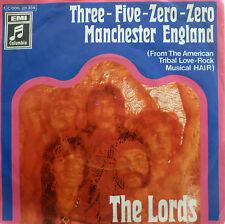 "7"" 1969 BEAT VG + +! the Lords Three Five zero zero 3500"