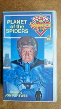 Doctor Who - Planet Of The Spiders (VHS/H, 1991, 2-Tape Set) - Jon Pertwee