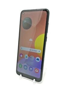 Samsung Galaxy A11(SM-A115T)32GB Black GSM Unlocked Smartphone Excellent