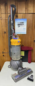 Dyson UP13 Ball Multi Floor Upright Bagless Vacuum Cleaner Yellow W Attachments