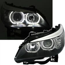 2 FEUX PHARE AVANT ANGEL EYES  LED BMW SERIE 5 E60 E61 H7 H7