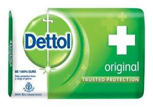 Dettol Original Soap, 45 gm(Pack of 10)