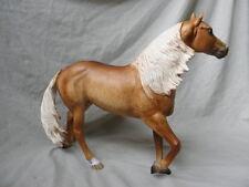 Breyer Horse Statue OOAK CM/Custom Quarter Horse (BigChex) Dappled Palomino