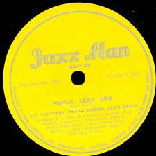 Lu Watters Yerba Buena Jazz Band Maple Leaf Rag/black and white Rag 78rpm x536