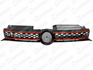 GOLF 6 VI MK6 2008 - 2012 FRONT GRILL GRILLE GRILLS GTI 5K0853651C FOR VW