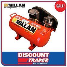 McMillan AF-Series ABAC™ Pump Belt Drive 10Amp Air Compressor Ute Pack - AF12Ute