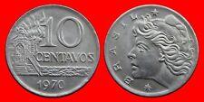 10 CENTAVOS 1970 BRASIL-20752