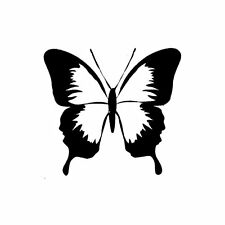Butterfly UNMOUNTED rubber stamp, wings, bug, summer, flying, accent stamp #23