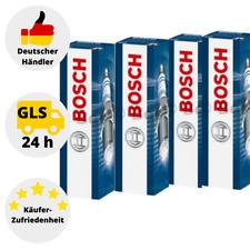 4x Bosch Zündkerzen  0242229630 FR8ME  Citroen C3 C5 Xsara Hyundai ix35 Kia