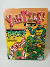 Yahtzee Junior Teenage Mutant Ninja Turtles by Parker, Age 4+, 1-4 Players