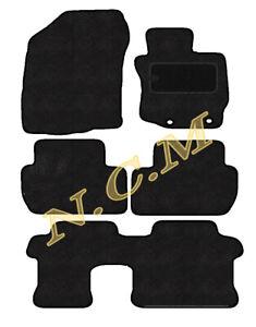 MITSUBISHI OUTLANDER 2013 ON Manual 7 seat version CARPET FLOOR MAT, TAILORED