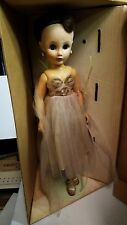 """Miss Revlon . Girl Doll 20"""" with stand Pagl135"""