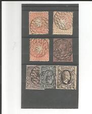 Sajonia/Nº-stpl. 50 altos piedra, cuanto claramente en 4, 8, 2 x 9, 3 x 15, esplendor