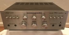 Vintage MARANTZ 1060 Stereo Integrated Amplifier, Good Working Condition