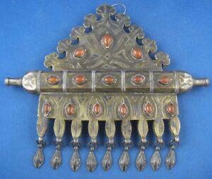 Anhänger Tekke Turkmen pendant antique antik #4