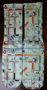 Custom Monopoly dry fit socks X XI I II III IV V TshirtConnex