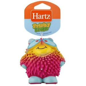 HARTZ - Frisky Frolic Squeakable Dog Toy Assorted Characters - 1 Toy