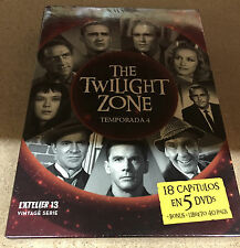 THE TWILIGHT ZONE - LA DIMENSION DESCONOCIDA - TEMPORADA 4