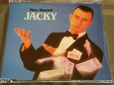 MARC ALMOND JACKY RARE 3 TRACK CD SOFT CELL FREE SHIPPING