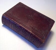 Common Prayer, The Diamond Pocket Prayer Book, Numerous Engravings, c1824